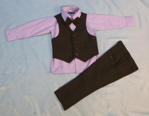Детский школьный костюм для мальчика