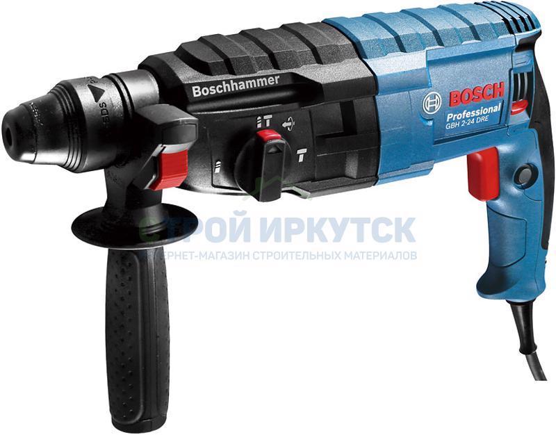 Перфораторы Перфоратор с патроном SDS-plus Bosch GBH 2-24 DRE (0611272100) b7013ebd760a65addf4b86b7f5733d9d