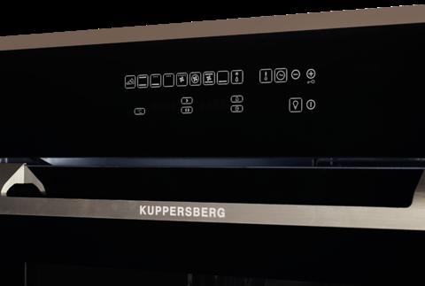 Духовый шкаф Kuppersberg OZ 663 BL-AL
