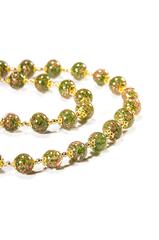 Комплект Amato зеленого цвета