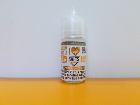 Tropical Mango by I LOVE SALTS 30ml
