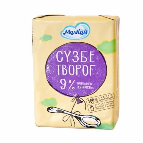 Творог жирный 9% 200 гр Молком КАЗАХСТАН