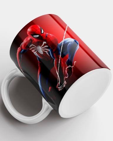 Кружка Marvel Человек-паук
