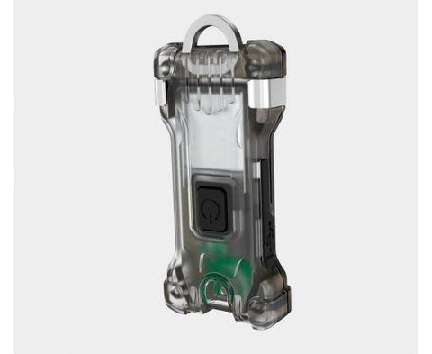 Фонарь наключный Armytek Zippy Grey / 160 лм / 60°:110° / стандарт IP67 / аккумулятор Li-Pol