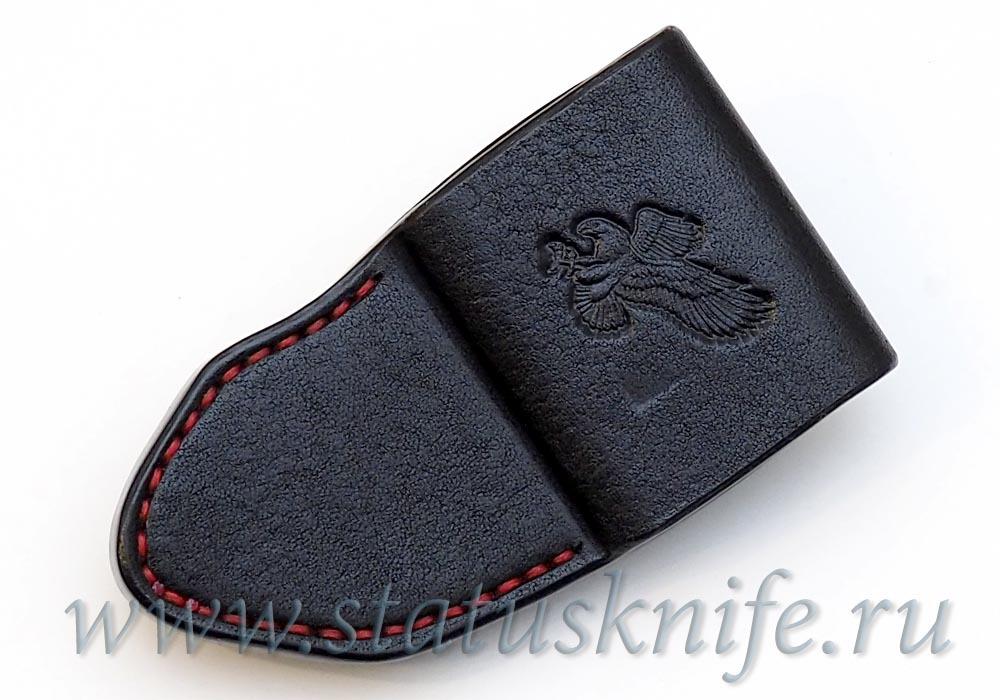 Чехол кожаный черный ZT 0095 - фотография