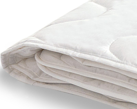 Одеяло легкое из лебяжьего пуха Лель 140x205