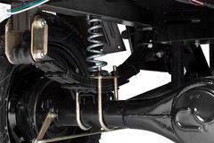 Грузовой электрический трицикл D4 1800 60V 1200W