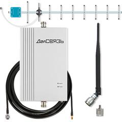 Усилитель сигнала сотовой связи и интернета ДалCвязь DS-900-20 C1