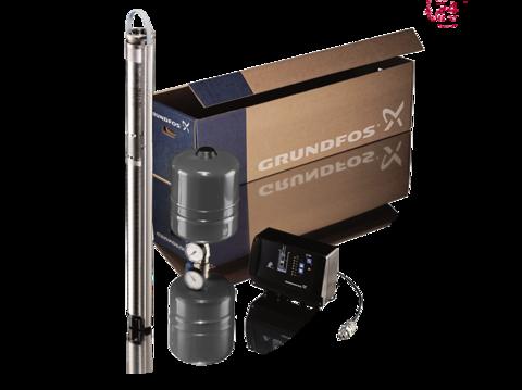 Комплект скважинного оборудования - Grundfos SQE 3-105