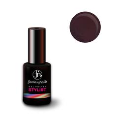 Fantasy Nails Stylist, Гель-лак № 039 Violet Star, 8 мл
