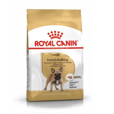 Корм Royal Canin French Bulldog Adult Сухой корм для собак породы Французский Бульдог 3 кг