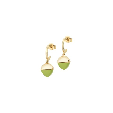 Серьги Caleida Green XOR523DV G/G