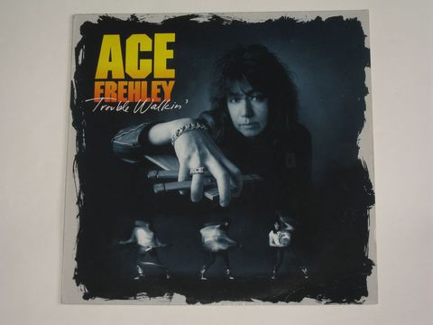 Ace Frehley / Trouble Walkin' (LP)