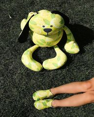 Подушка-игрушка антистресс Gekoko «Свежий Мохито» 3