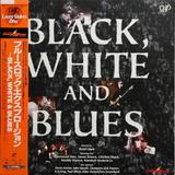 Сборник / Black, White & Blues: Blues Rock Explosion (LD)