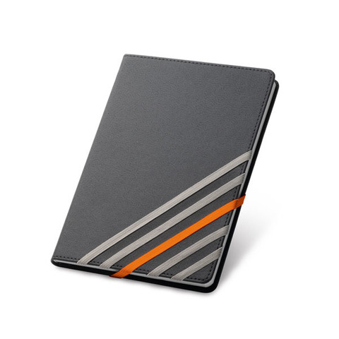 Plot Notebook, orange