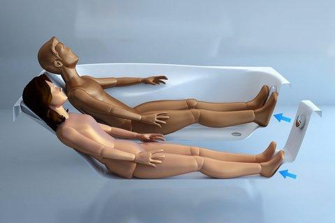 Ванна акриловая Ravak XXL 190х95 C091000000