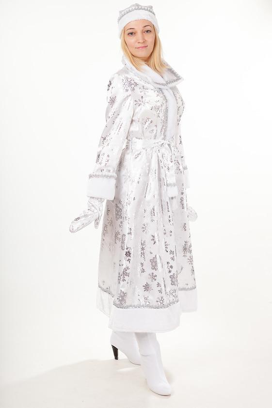 3010 Снегурочка сатин Сказочная