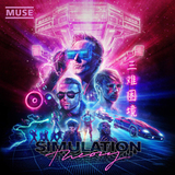 Muse / Simulation Theory (Deluxe Edition)(CD)