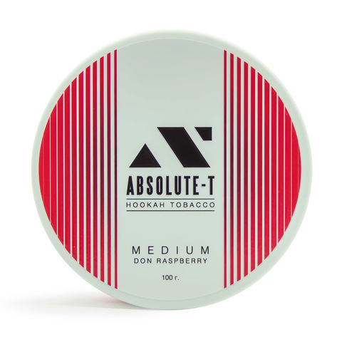 Табак Absolute-T Med Don Raspberry (Малина) 100 г