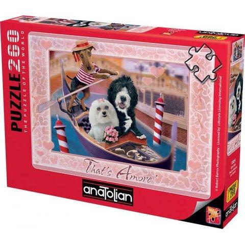 Puzzle İşte Aşk. That's Amore 260 pcs