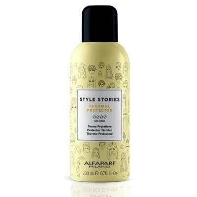 Alfaparf Milano Style Stories: Спрей термозащитный для волос (Thermal Protector), 200мл