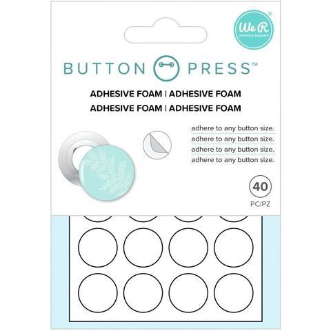 Клеевой фоам для кнопок Button Press Adhesive Foam-60 шт