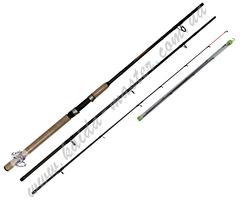 Спиннинг Kaida Pro Falcons 3,6 м,  до 180 г, 672-360