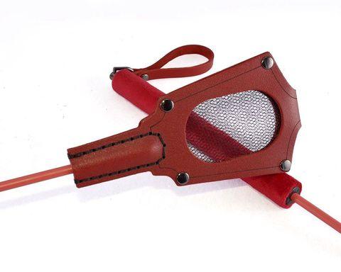 Красный стек  Готика гламур