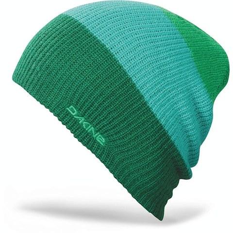 Картинка шапка-бини Dakine lester beanie Green - 1