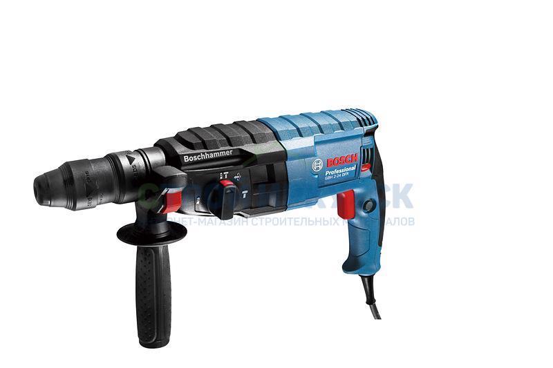 Перфораторы Перфоратор с патроном SDS-plus Bosch GBH 2-24 DFR (0611273000) cb89a902fcfb6fc5354e090ef7c9651a