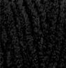 Пряжа Alize SOFTY PLUS 60 (Черный)