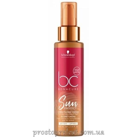 Schwarzkopf BC Sun Protect Conditioner Cream - Крем-кондиционер для ухода за волосами летом