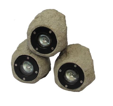 Комплект светильников для пруда и сада Pondtech CQD-235C