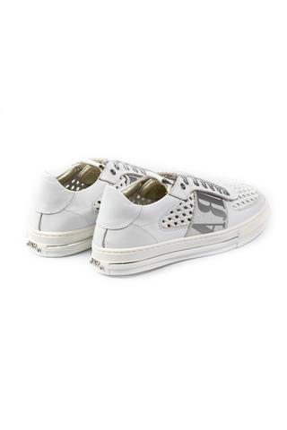 Кроссовки белые Mara модель 457