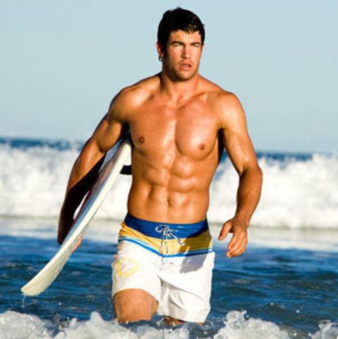Мужские плавательные шорты Aussiebum Surf Shorts Taj