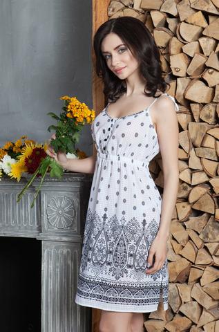 """Платье женское домашнее Mia-Mia """"Leona"""" 16211"""