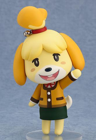 Nendoroid Shizue (Isabelle): Winter Ver. (ПРЕДЗАКАЗ)