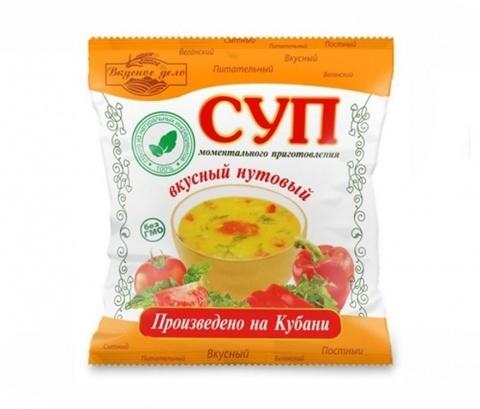 Суп Вкусное Дело Нутовый 28г