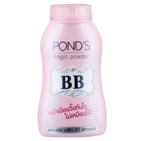 Пудра с эффектом ВВ крема Мэджик Паудэ Magic powder BB Pond's 50 грамм