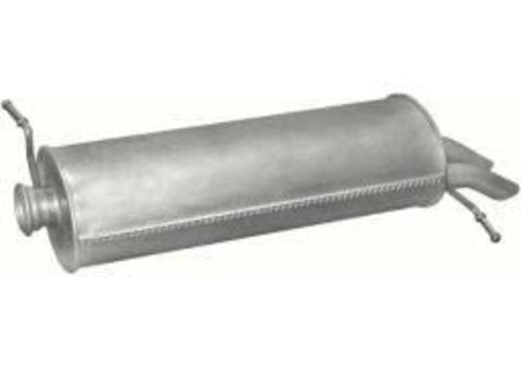 глушитель Citroen C5 2.2 HDi