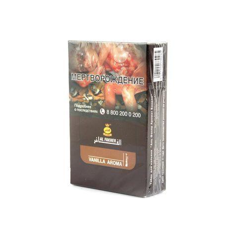 Табак Al Fakher - Vanilla (Ваниль) 50г