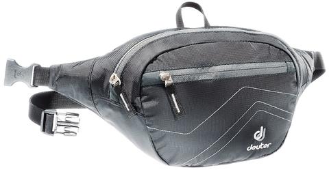 Картинка сумка поясная Deuter Belt II Black-anthracite - 1