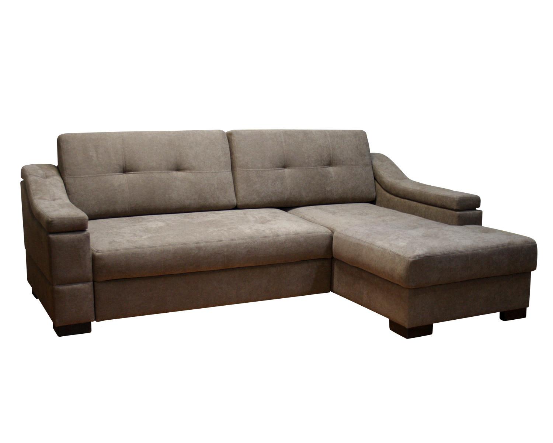 Угловой диван Макс П5 2д1я, обивка ткань