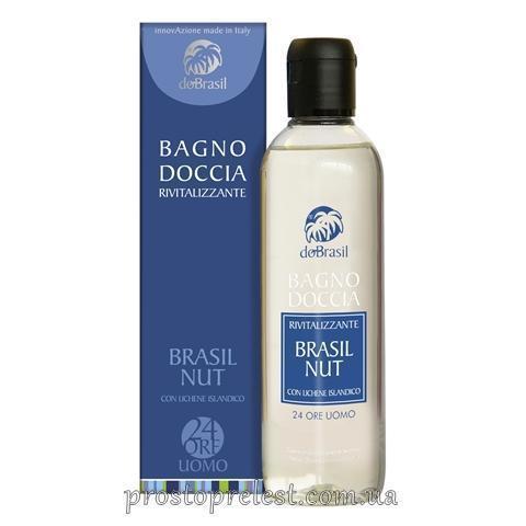 Dobrasil bagnodoccia rivitalizzante «24 ore uomo» - Восстанавливающий мужской гель для душа с маслом бразильского ореха