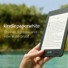 Электронная книга Amazon Kindle Paperwhite 2018 (бирюзовый) (Special Offers)