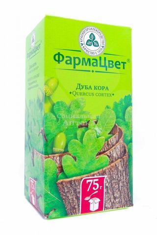 ДУБА КОРА 75гр