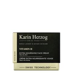 Karin Herzog Питательный крем для лица с Биотином Vitamin H