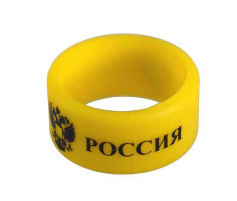 Вейп-бенд РОССИЯ жёлтый