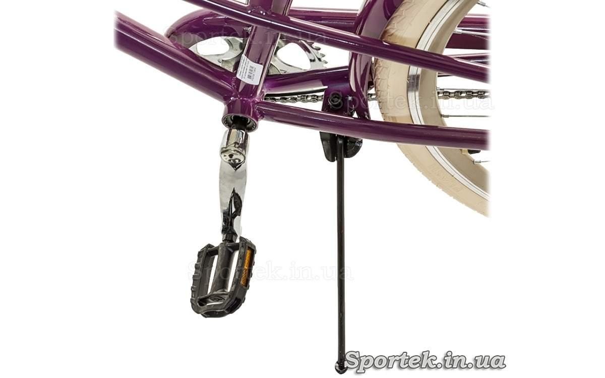 Підніжка на велосипеді Dorozhnik Comfort Female